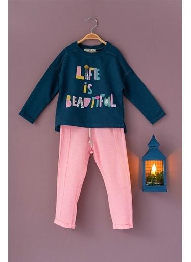 Cigit Life T-shirt ve Pantolon Takım Lacivert